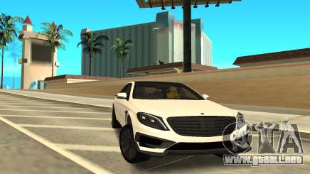 Brabus 900 para GTA San Andreas