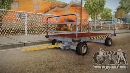 GTA 4 Airport Trailer 2 para GTA San Andreas