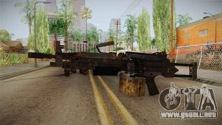 Survarium - FN Minimi para GTA San Andreas