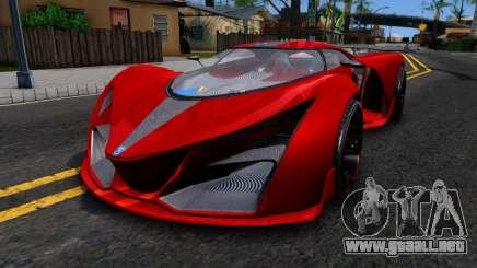GTA V Grotti Prototipo para GTA San Andreas