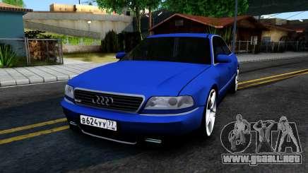 AUDI A8 Long 2002 para GTA San Andreas