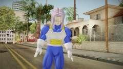 DBX - Trunks SJV1 Saiyan Armor para GTA San Andreas