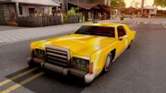 New Remington Paintjob v2 para GTA San Andreas