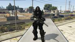 Injustice Lobo para GTA 5