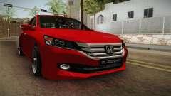 Honda Accord 2015 Cover para GTA San Andreas