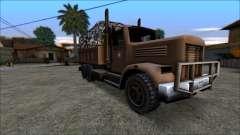 New LQ Barracks para GTA San Andreas