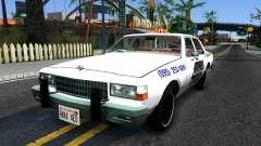 """Chevrolet Caprice 1986 """"La Patrulla De La Carretera"""" para GTA San Andreas"""