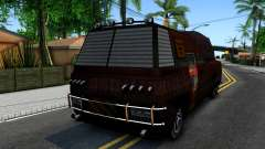 Bus of Future para GTA San Andreas