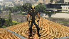 The Wolverine (Hugh Jackman 2013) para GTA 5