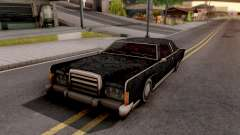 New Remington Paintjob v3 para GTA San Andreas