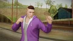 Skin Random GTA Online para GTA San Andreas