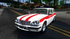 GAZ 31105 Volga station Wagon Ambulancia para GTA San Andreas