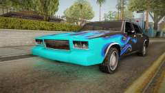 Tahoma Remington PJ2 para GTA San Andreas