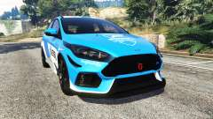 Ford Focus RS (DYB) 2017 [add-on] para GTA 5
