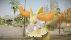 Pokémon XY en Braixen para GTA San Andreas