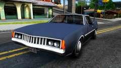 Clover Pickup para GTA San Andreas