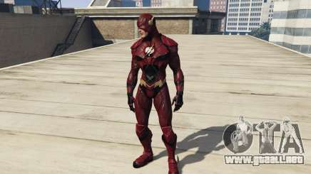 The Flash (Justice League 2017) para GTA 5