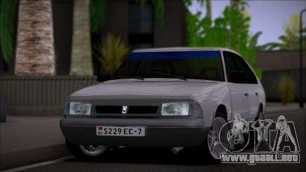 AZLK 2141 Svyatogor v2.0 para GTA San Andreas
