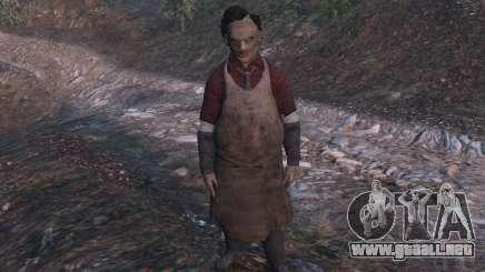 Leatherface para GTA 5