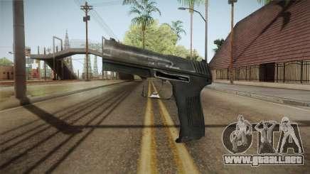 CS: GO - P2000 para GTA San Andreas