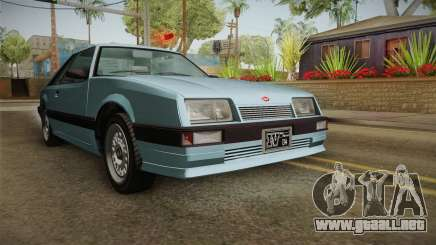 GTA 4 Uranus Cabrio para GTA San Andreas