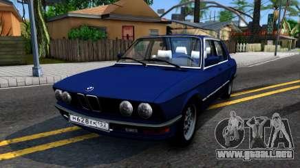 BMW 535is para GTA San Andreas