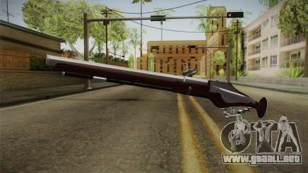 Wheel Lock Pistol 2.0 Fixed High Quality para GTA San Andreas