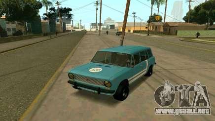 VAZ 2102 Ala Resto para GTA San Andreas