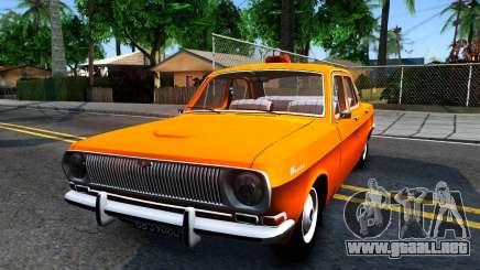 GAZ 2401 Taxi para GTA San Andreas