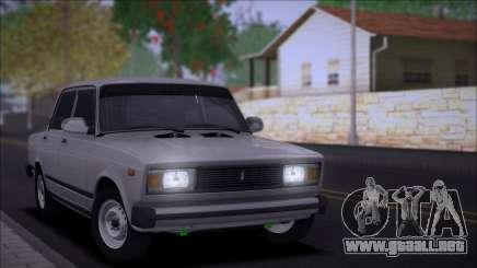 VAZ 2105 Calidad para GTA San Andreas