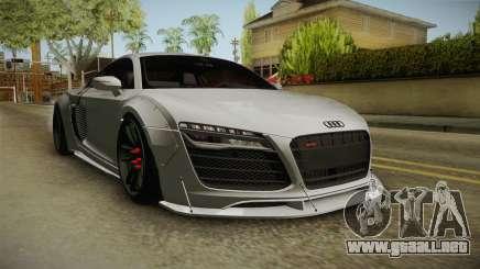 Audi R8 V10 Plus LB Performance para GTA San Andreas