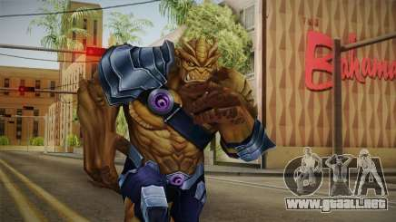 Marvel Future Fight - Black Dwarf para GTA San Andreas