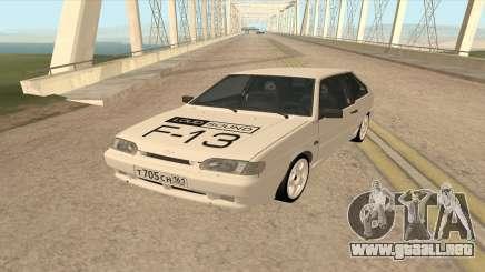 ВАЗ 2113 LoudSound v2.0 para GTA San Andreas
