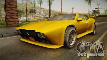 Driver: PL - Raven para GTA San Andreas