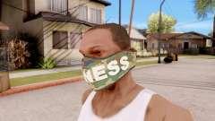 Máscara De Grandeza para GTA San Andreas