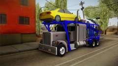 Peterbilt 379 Packer Tractor para GTA San Andreas