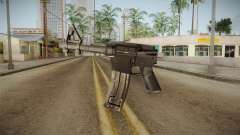 Short AR-15 para GTA San Andreas