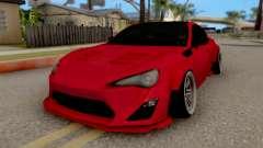 Toyota GT-86 Rocket Bunny para GTA San Andreas