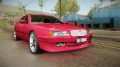 Rover 620 SDI para GTA San Andreas