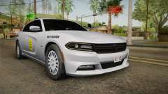 Dodge Charger 2015 Iowa State Patrol para GTA San Andreas