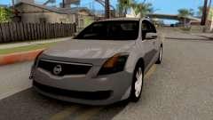 Nissan Altima 2009 para GTA San Andreas