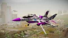 FNAF Air Force Hydra Funtime Freddy para GTA San Andreas