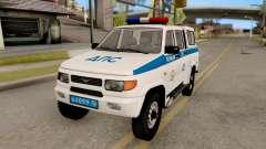 UAZ Simbir DPS para GTA San Andreas