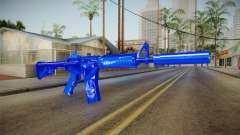 Dark Blue Weapon 2 para GTA San Andreas
