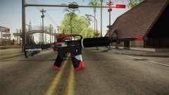 CS:GO - M4A1-S Cyrex No Silencer para GTA San Andreas