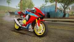Honda CBR1000RR 2017 SP para GTA San Andreas
