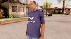 Steam T-Shirt para GTA San Andreas