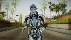 Mass Effect 2 - Samara Smokin Hot Unitologist para GTA San Andreas