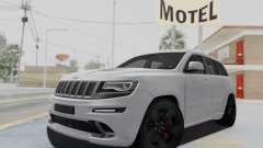 Jeep Grand Cherokee SRT 8 para GTA San Andreas