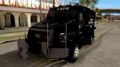 BearCat SWAT Truck para GTA San Andreas